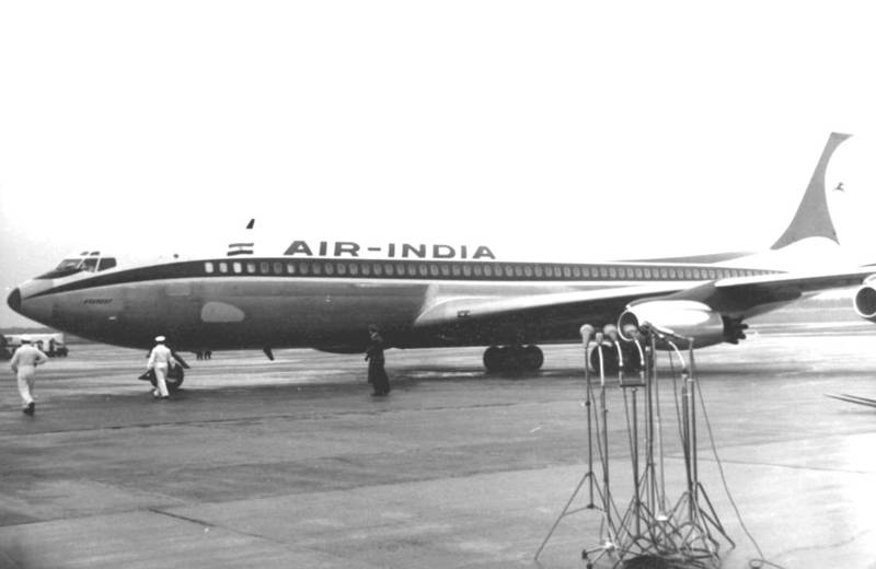 air india, flieger, Flughafen, flugzeug, köln, Mikrofon