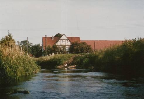 Gasthaus am Fluss