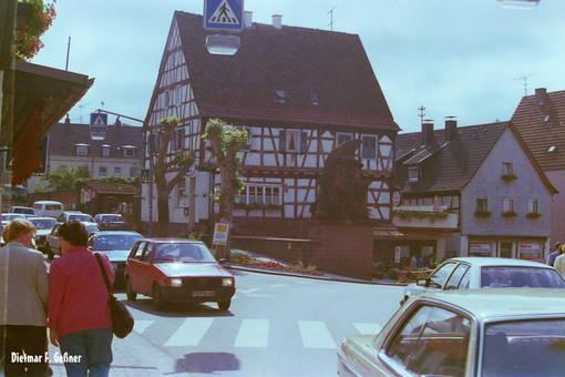 Ausflug in die Pfalz