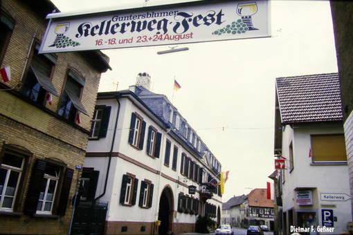 Fest in Guntersblum