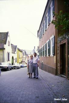 Besuch in Oppenheim