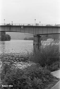 Brücke über der Mosel