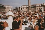 Generalaudienz mit dem Papst