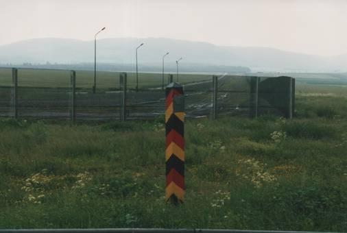 Die innerdeutsche Grenze