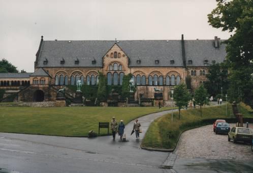 Die Pfalz in Goslar