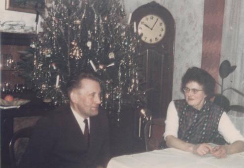 Weihnachten 1966