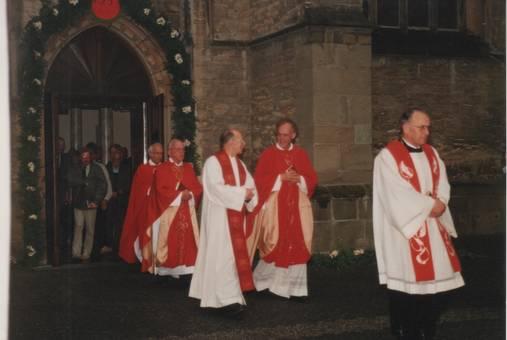 Silbernes Priesterjubiläum