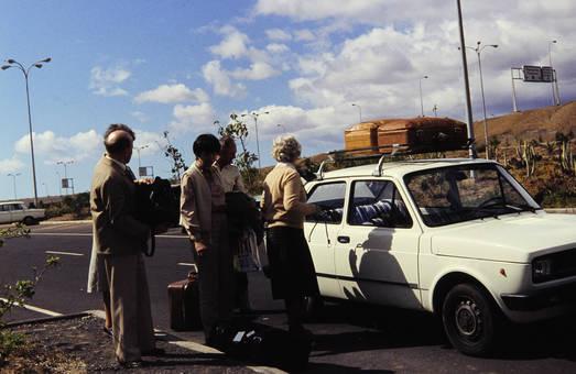 Ankunft auf Teneriffa