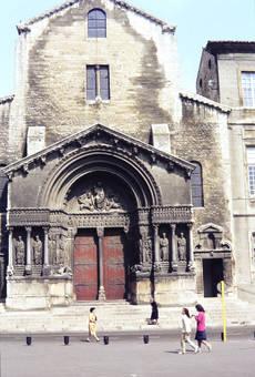 St.Trophime d'Arles