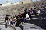 Im antiken Theater