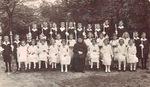 Kommunion 1938 in Schlesien