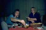 Eine Zigarette zwischendurch