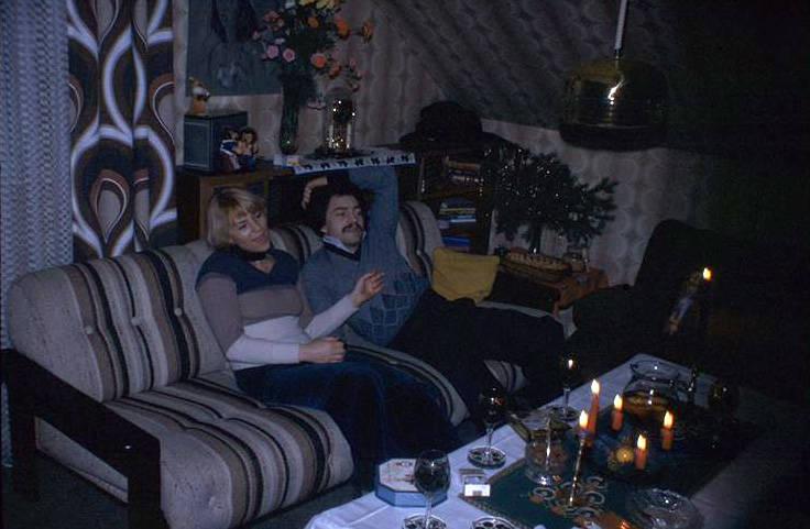 Besuch, couch, einrichtung, freunde, Gardine, Kerze, lampe, sofa, vorhang