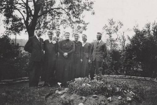 Pfingsten 1938