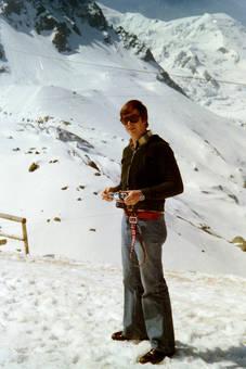 Am Chamonix-Mont-Blanc