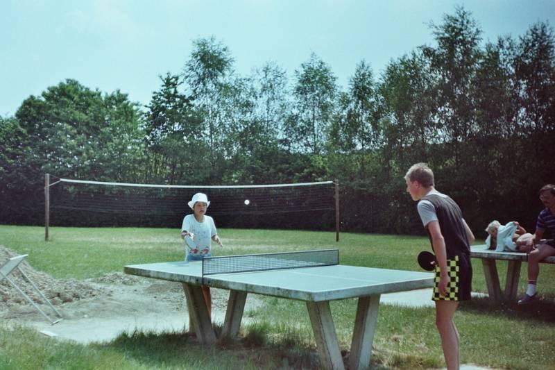 hut, Spaß, spiel, spielen, tischtennis, Tischtennisspiel, TT