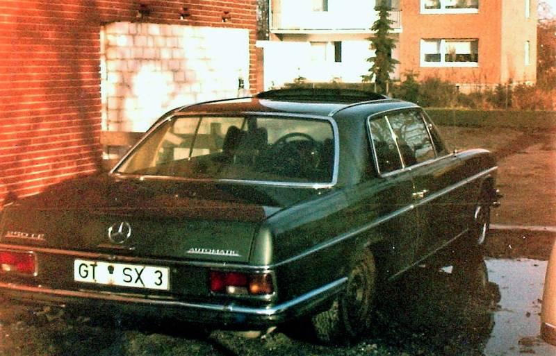 auto, KFZ, mercedes, Mercedes 280 CE Coupé, mercedes/8, PKW