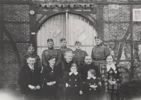 Soldatenstation