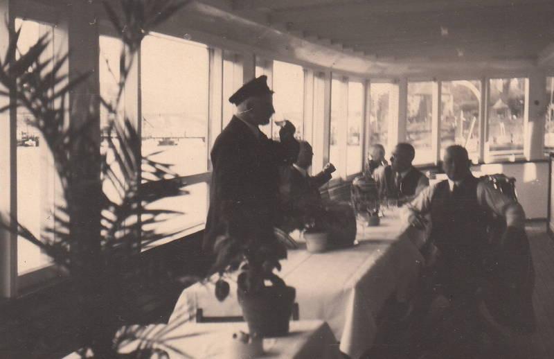 Ausflugsschiff, Rhein, schiff, Schifffahrt, trinken