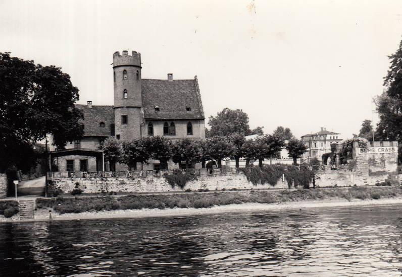 burg, burg crass, eltville, Hessen, Rhein