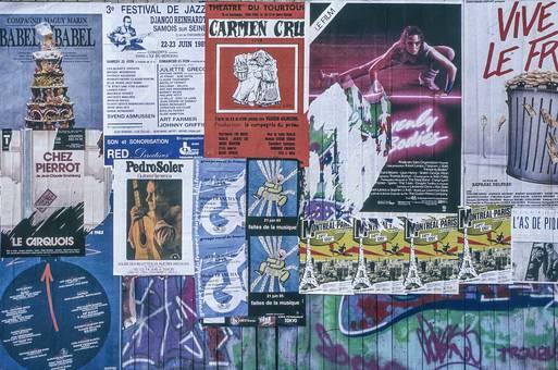Veranstaltungen in Paris 1985