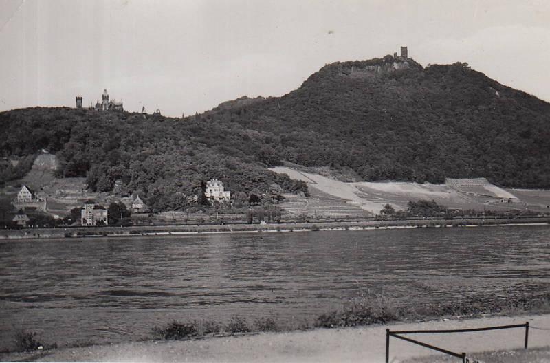 burg, drachenburg, Drachenfels, nrw, Rhein, Rheinland-Pfalz, Rheinufer, Siebengebirge