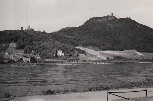 Drachenburg und Drachenfels