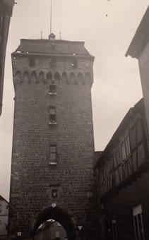 Stadttor in Linz
