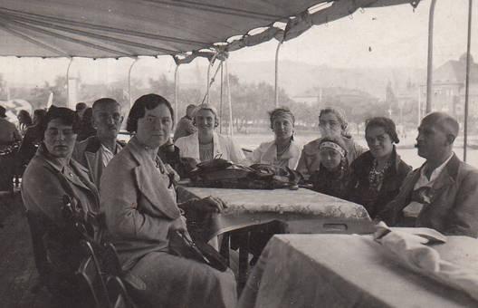 Urlaubsfahrt auf dem Rhein