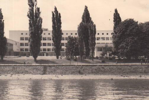 Bundeshaus in Bonn