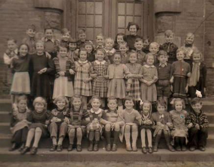 Klassenfoto Karl-Schule