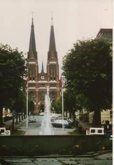 Stadtkirche von Skien