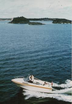 Vor der Küste von Arendal