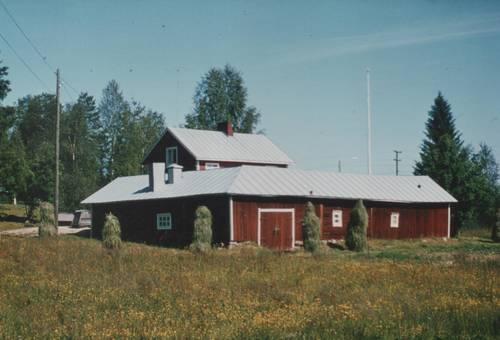 Bauernhaus in Finn.-Lappland
