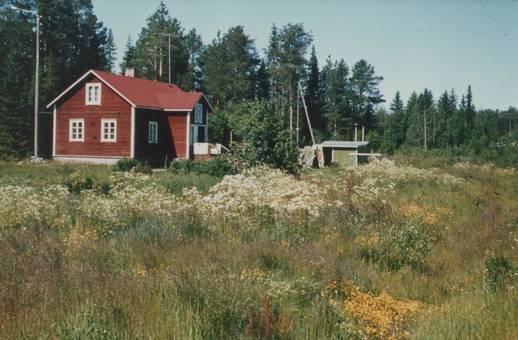 Haus mit Sauna in Finnland