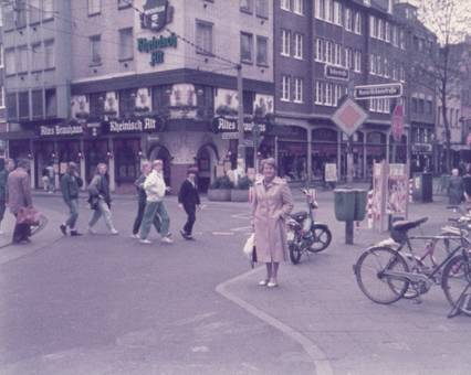 Bolkerstraße Düsseldorf