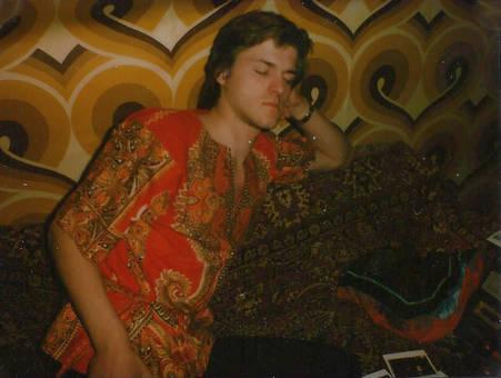 Ich, vor etwa 40 Jahren