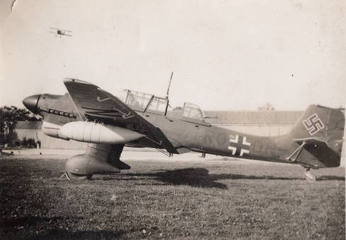 Junker Ju 87 B