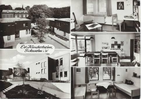 Fotocollage Kinderheim Schwelm