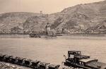 Am Rhein bei Kaub