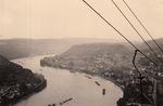 Seilbahn am Rhein