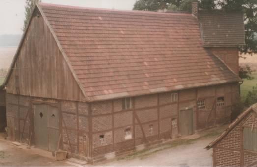 Ein Münstersches Bauernhaus