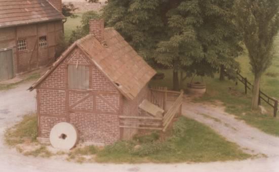 Backhaus im Münsterland