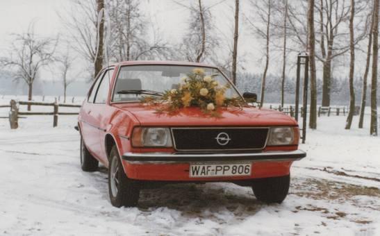 "Opel Ascona ""L"""