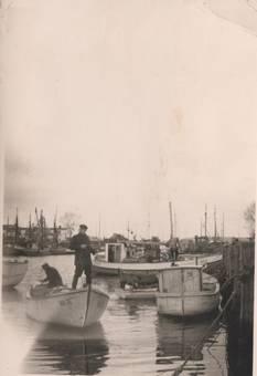 Der Hafen von Niendorf
