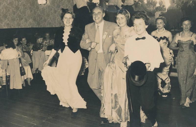 Abendkleid, anzug, karneval, Kostüm, Spaß, tanz