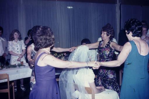 Tanz bei der Hochzeitsfeier