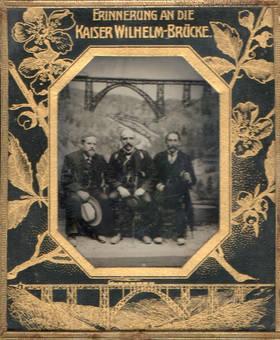Kaiser Wilhelm-Brücke Müngsten