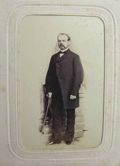 Portrait eines Verwandten