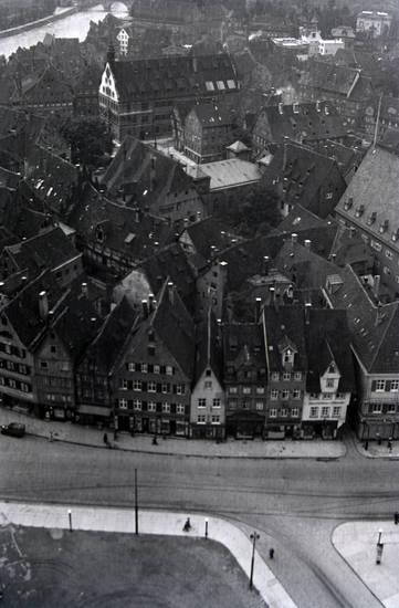 Schwörhaus, stadt, Ulmer Münster, Weinhof